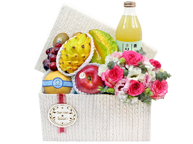 Get Well Soon Gift - recovery hamper 13 - L3106513 Photo
