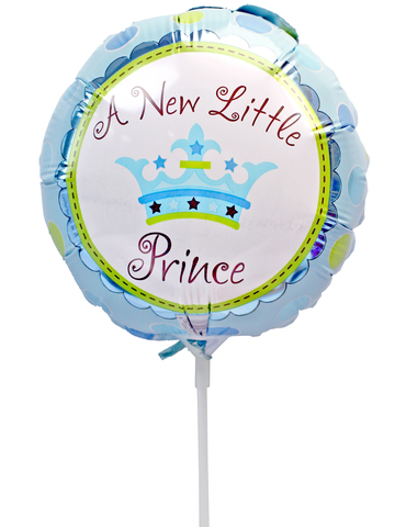 Gift Accessories - Baby Boy 6 inches Balloon - L175126 Photo