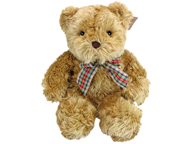 Gift Accessories - Color Rich Beige Bear - L116285 Photo