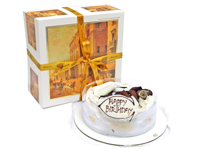 Gift Accessories - Cova chocolate cake - L38003 Photo