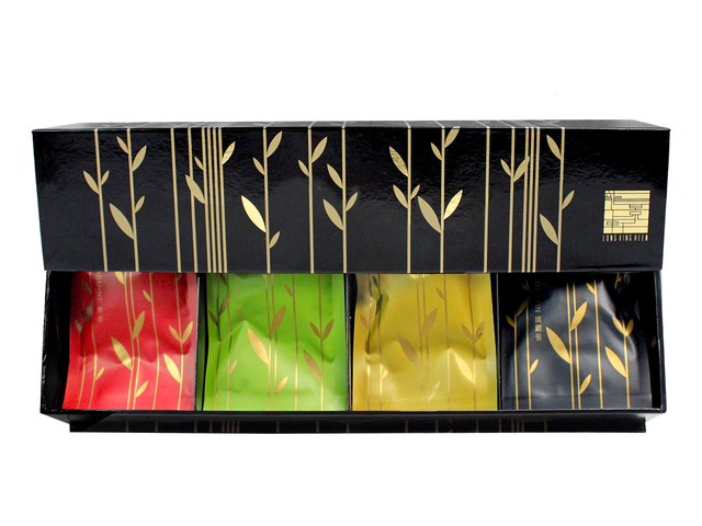 Gift Accessories - Four Season Hotel - Lung King Heen Signature Teas Set - L182570 Photo
