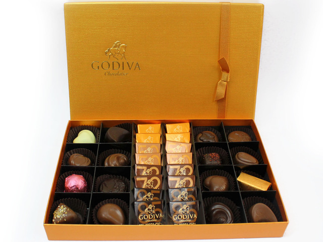 Gift Accessories - Godiva Gold Collection 32pcs - L3106609 Photo