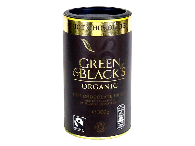 Gift Accessories - Green & Black's Organic Hot Chocolate drink  - L36668067 Photo
