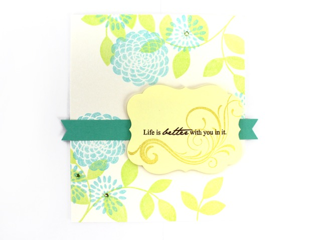 Gift Accessories - Handmade Card 9 - L33046 Photo