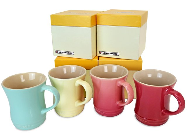 Gift Accessories - Le Creuset Mug Cup - LY0129A4 Photo