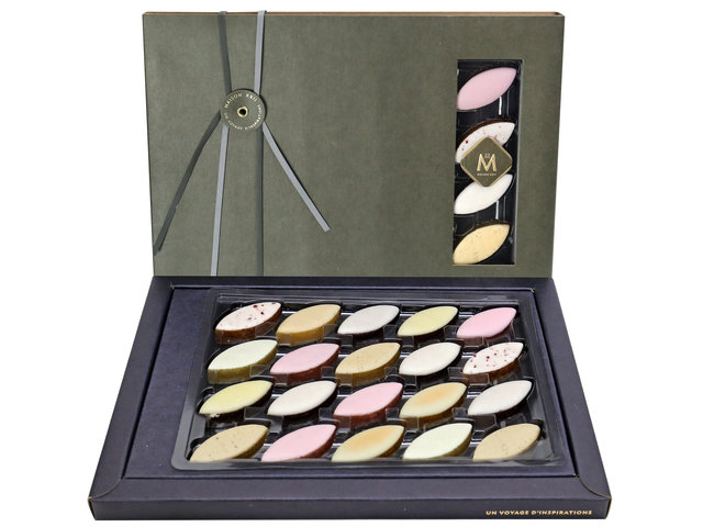 Gift Accessories - MAISON XXII Assorted Calisson Gift Box - MN1212B2 Photo