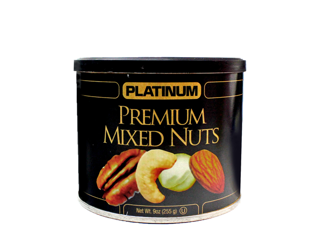 Gift Accessories - Platinum - Premium Mixed Nuts - L3123374 Photo