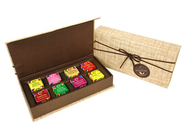 Gift Accessories - Wah Fong Tea Gift Box - L33024 Photo