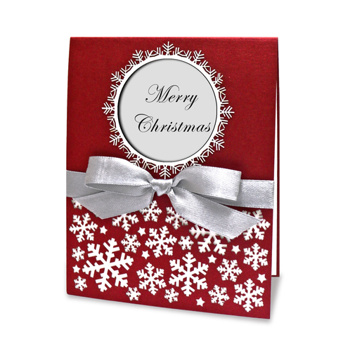 Gift n Birthday Card - Handmade Christmas Card 2 - L365432 Photo