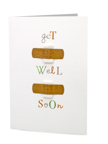 Gift n Birthday Card - Handmade Get Well Card 1 - L36509476 Photo