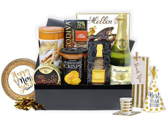 Happy New Year Gift - Happy new year gift hamper A7 - L76607233Z Photo