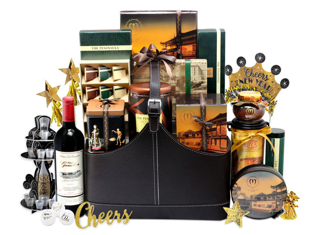 Happy New Year Gift - New Year Luxury gift hamper A11 - L76601261A Photo