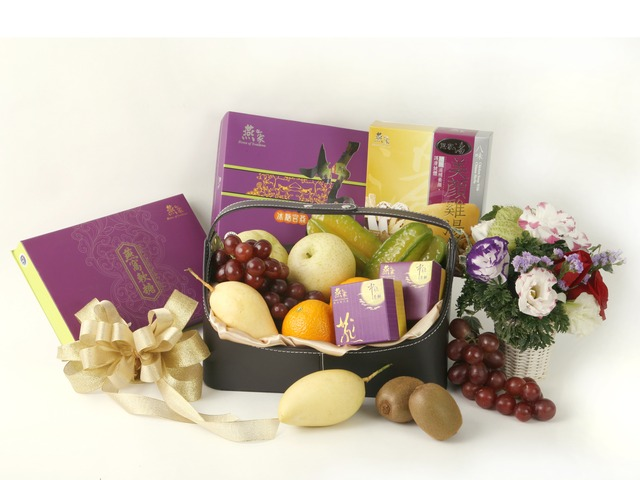Mid-Autumn Gift Hamper - Home of Swallows Gift B - HS2123 Photo