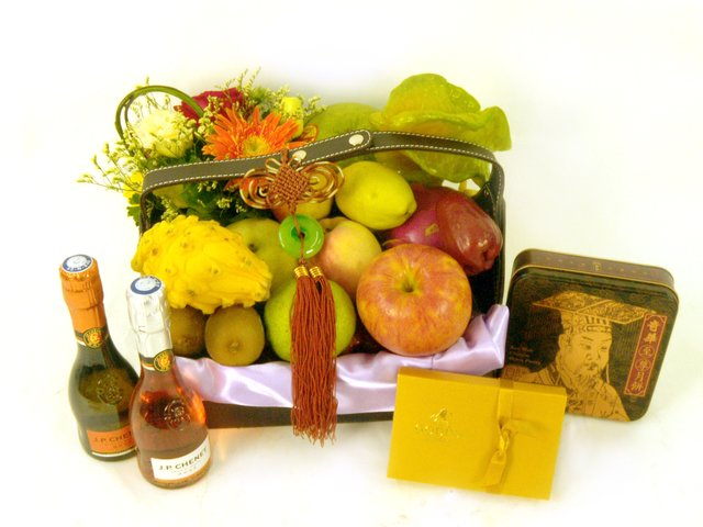 Mid-Autumn Gift Hamper - Mid-Autumn Gift Set (F3) - P17950 Photo