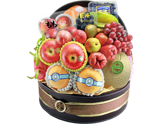 Mid-Autumn Gift Hamper - Mid Autumn Large Fruit Hamper M23 - L139663 Photo