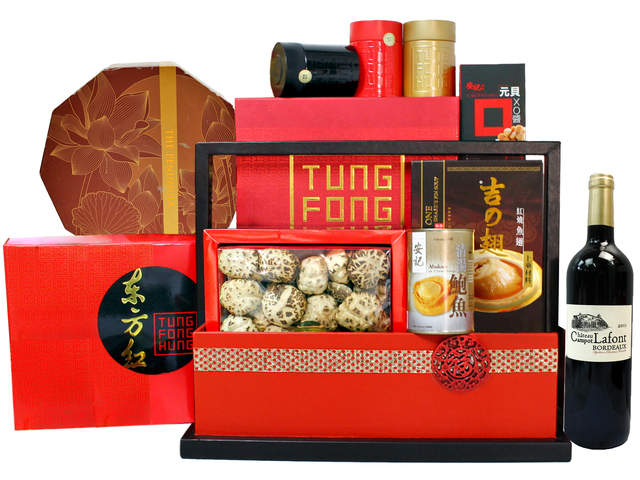 Mid-Autumn Gift Hamper - Mid Autumn MoonCake Hamper P28 - L36510819c Photo