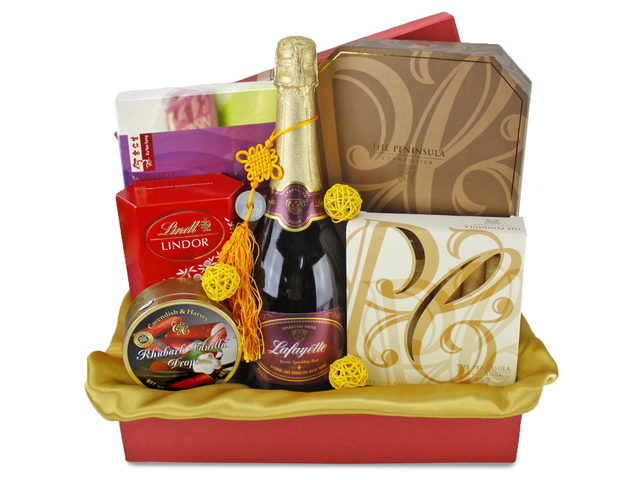 Mid-Autumn Gift Hamper - Mid Autumn Mooncake  Hamper  N1000 - L88604 Photo