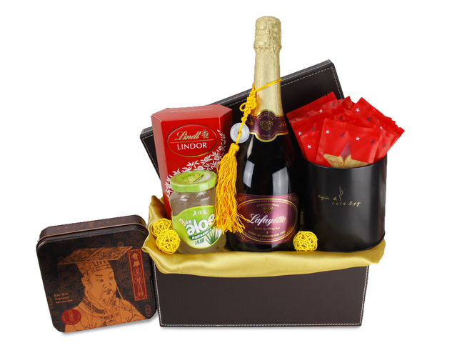 Mid-Autumn Gift Hamper - Mid Autumn Mooncake  Hamper  N2 - L88544 Photo