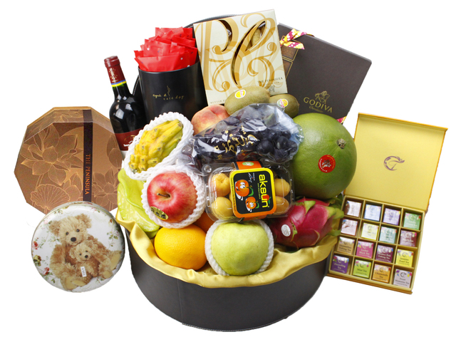 Mid-Autumn Gift Hamper - Mid Autumn Mooncake  Hamper  N8 - L89281 Photo