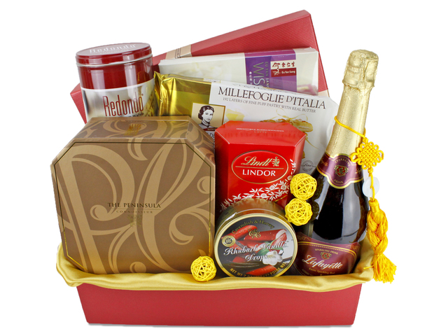 Mid-Autumn Gift Hamper - Mid Autumn Mooncake Hamper H1 - L88591 Photo