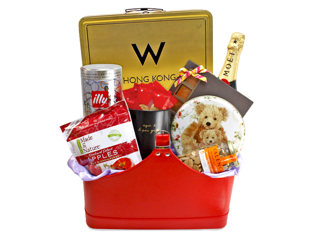 Mid-Autumn Gift Hamper - W Hotel Mid-Autumn Gift Basket W4 - L89142 Photo
