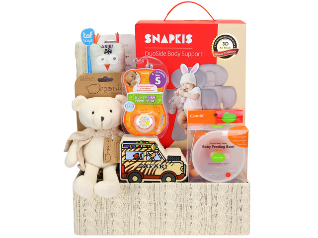 New Born Baby Gift - Baby Gift Hamper C2 - BY0305A9 Photo