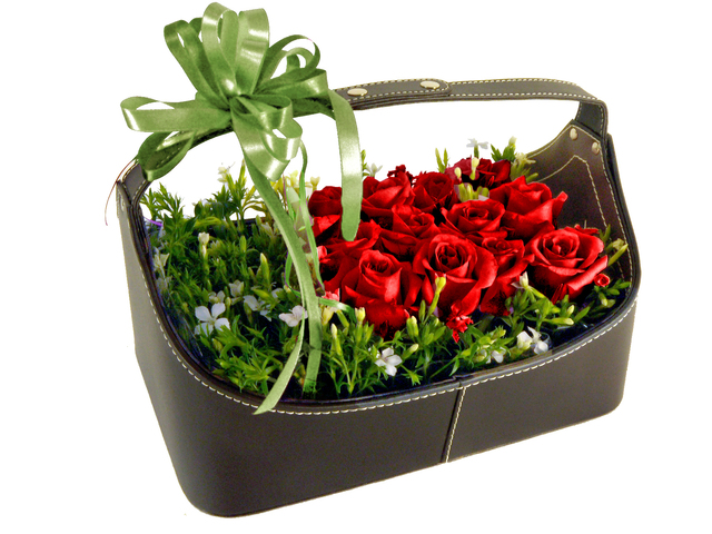 Order Flowers in Box - Secret Garden - B8991 Photo