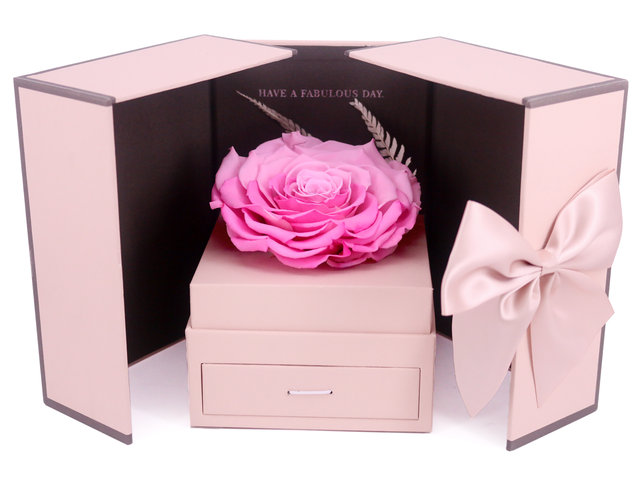 Preserved Forever Flower - Preserved & Dried Flower Box M71 - PX0330A6 Photo