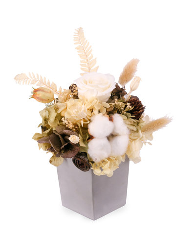 Preserved Forever Flower - Simplicity preserved flower decoration  0929A2 - PX0929A2 Photo