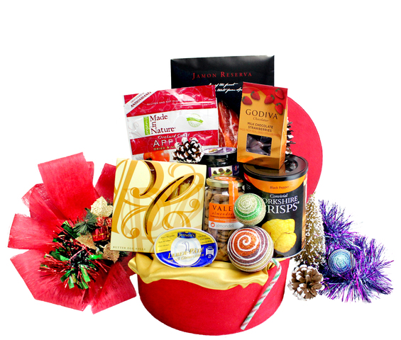 Seasonal Gifts - Christmas Gift Hamper N2 - P103883 Photo