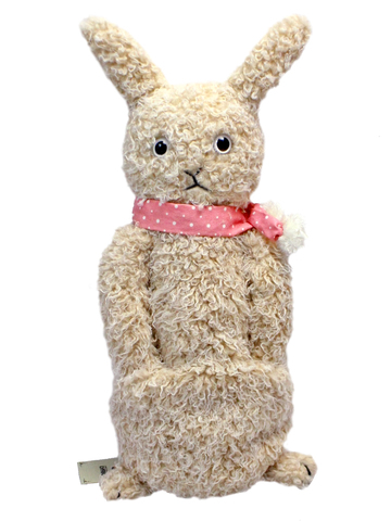 Teddy Bear n Doll - Japanese brands-Lyric Neckerchief with Bunny - L91880 Photo