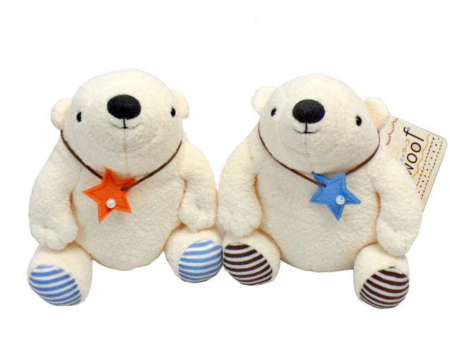 Teddy Bear n Doll - Japanese brands-Mon Seuil - Star of Polar bear ...