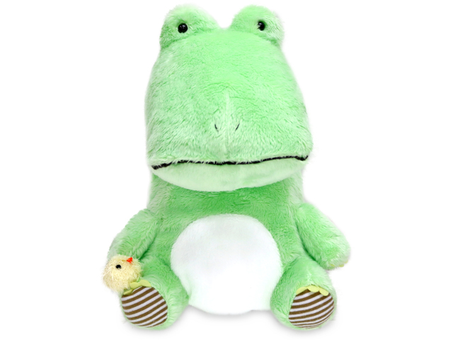 Teddy Bear n Doll - Japanese brands-Mon Seuil Green Crocodilia - L36670840 Photo