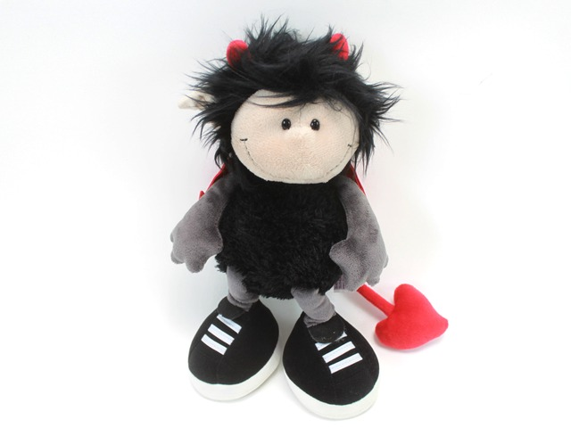 Teddy Bear n Doll - Nici Devil doll - L24214 Photo