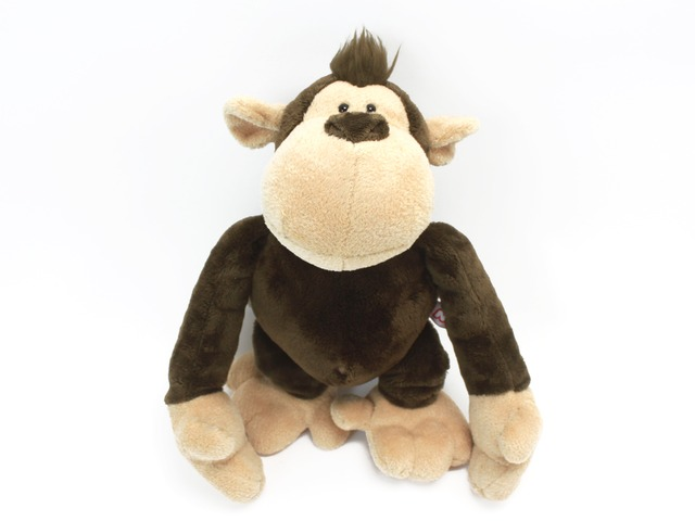Teddy Bear n Doll - Nici Monkey - L24256 Photo