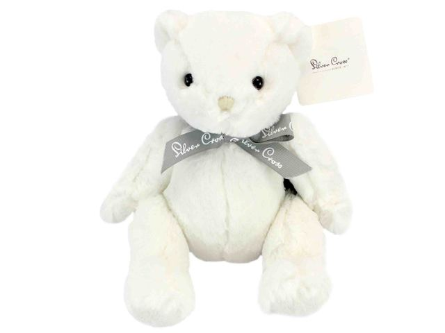 Teddy Bear n Doll - Silver Cross White Bear - L136738 Photo