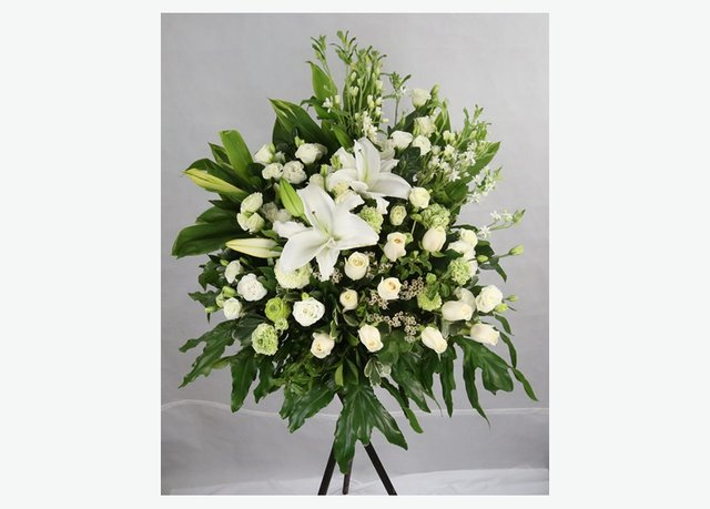 Weekly Import Flower - Limited edition - Funeral Flower Stand LEFS02 - 1BB0316A1 Photo