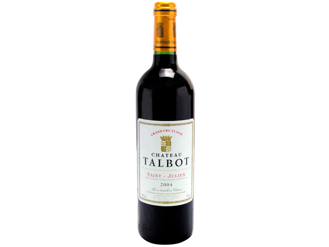 Wine Champagne Liquers - Chateau Talbot Saint Julien 2004 - L105756 Photo