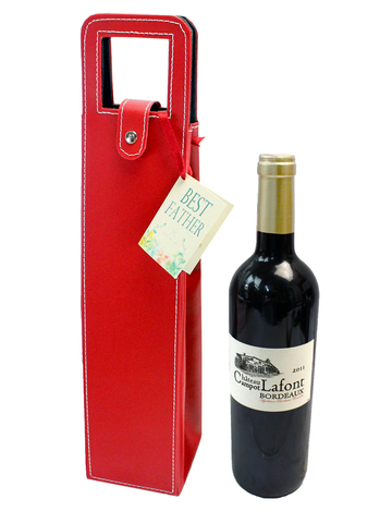 Wine n Food Hamper - Best Father Wine Hamper F - L154219D Photo