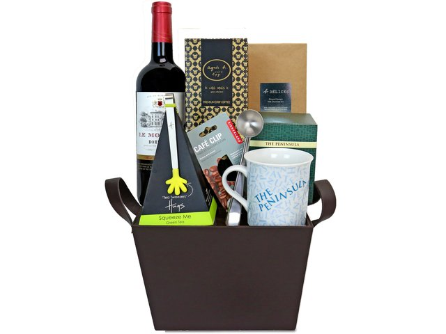 Wine n Food Hamper - Birthday Gift Sets Y10 - BGS0627A4 Photo