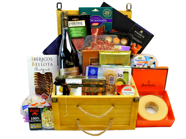 Wine n Food Hamper - Chilled Hamper F72 - L160776 Photo