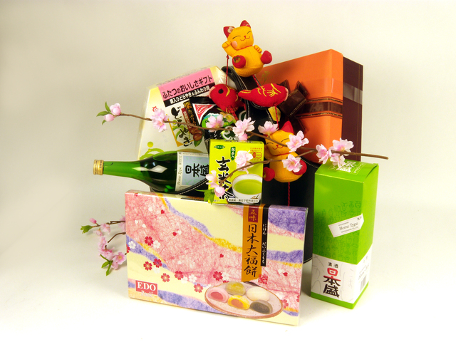 Wine n Food Hamper - Delectable Selection (K) - P5064 Photo