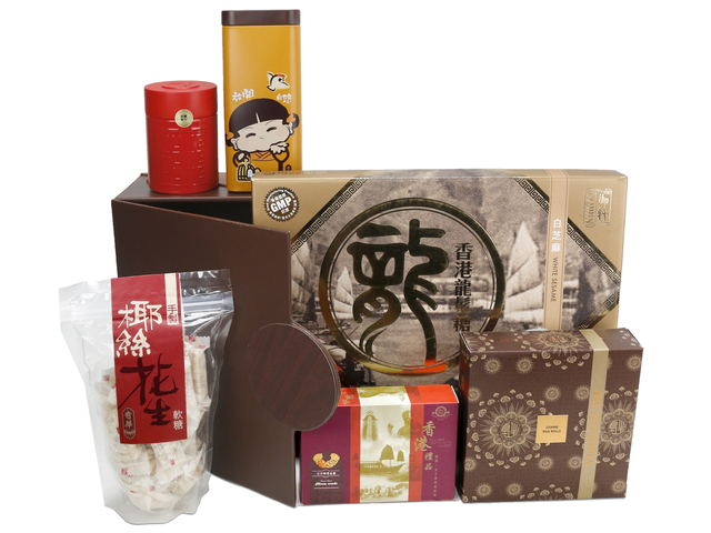 Food Mailable Gift Hamper 2
