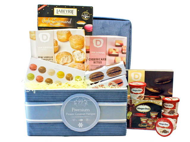 Wine n Food Hamper - Frozen Hamper F57 - L160807 Photo