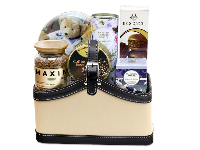 Wine n Food Hamper - Gift Hamper P12 - L76601818 Photo