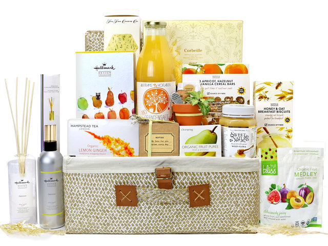 Wine n Food Hamper - Picnic Gift Hamper G37 - L76606780 Photo