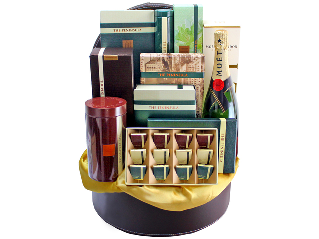 Wine n Food Hamper - The Peninsula Hotel - Wine Food Hamper 02 - L134318 Photo
