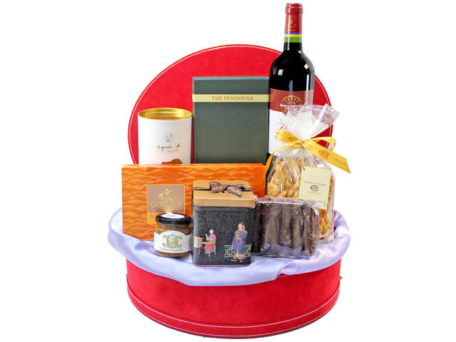Wine n Food Hamper - Wine Food Hamper C16 - L134577 Photo