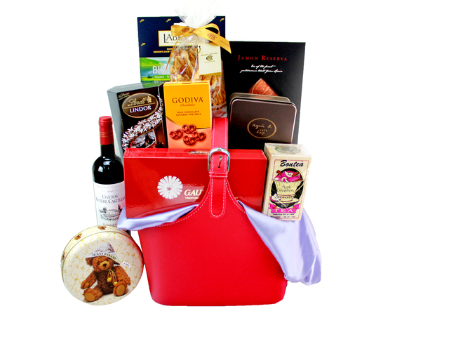 Wine n Food Hamper - Wine Food Hamper C25 - L009733 Photo