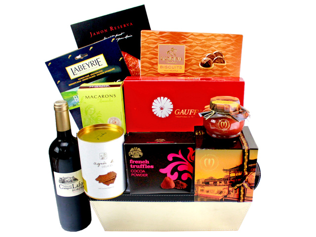 Wine n Food Hamper - Wine Food Hamper C28 - L135959 Photo